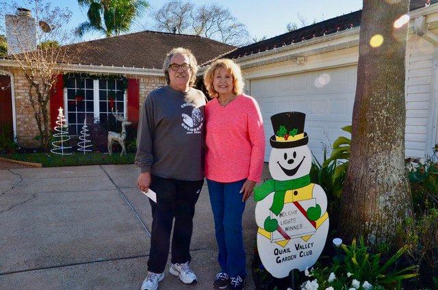 Alton and Wanda Powell
